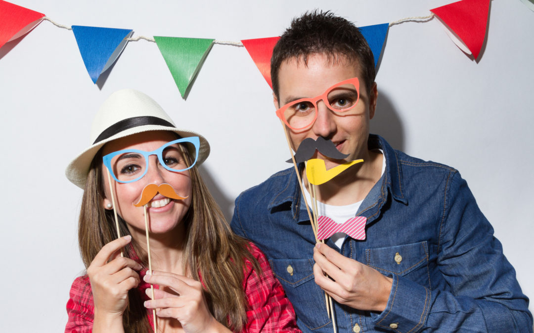 Snap a Pic, Then What? 5 Ways to Use Your Wedding Guests' Photo Booth Pictures